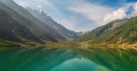 lake in Pakistan