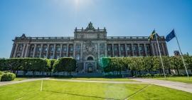 Swedish government building